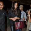 Deepika Padukone snapped at Airport while leaving for Slam Tour