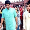 Aditya and PArineeti snapped at Fatehpur Sikri during Daawat-e-Ishq Food Yatra