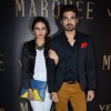 Huma Qureshi and Saqib Saleem pose for the media at the Launch of Vero Moda MARQUEE Collection