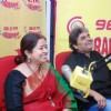 Vishal Bharadwaj and Rekha Bharadwaj at Radio Mirchi Studio
