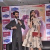 Sonam Kapoor and Fawad Khan interact with the audience at the Promotion of Khoobsurat