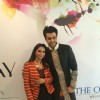 Manish Paul with Kirti Rathore