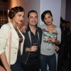 Parvathy Omanakuttan snapped with friends at Varun Bahl Show for Audi