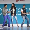 Hrithik Roshan and Katrina Kaif shake a leg at the Promotion of Bang Bang
