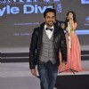 Ayushmann Khurrana walks the ramp at the Femina Style Diva 2014 Finals