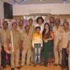 Imtiaz Ali with the team of Taapal at the Screening of Marathi Movie Taapal