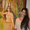 Twinkle Bajpai at the Inaugration of Dr. Seema Chaudhary and Nitin Chaudhary's art show
