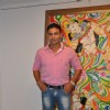 Sangram Singh at the Inaugration of Dr. Seema Chaudhary and Nitin Chaudhary's art show