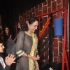 Hema Malini arrives at Atharva Institute