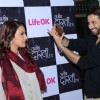 Apurva Agnihotri has all the reasons to smile while clicking a picture for Sonali Bendre