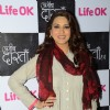 Sonali Bendre poses for the media at the Press Conference of Ajeeb Dastaan Hai Ye