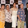 The cast at the Trailer Launch of The Shaukeens