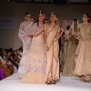 Sonakshi Sinha walks the ramp with Models at Sahachari Foundations Show for Tarun Tahiliani