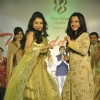 Bhagyashree Patwardhan shakes a leg with Amy Billiomoria at her Wedding Show