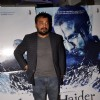 Anurag Kashyap poses for the media at the Special Screening of Haider