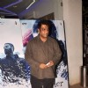 Anurag Basu poses for the media at the Special Screening of Haider