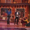 Gutthi and Palak perform an act on Comedy Nights With Kapil