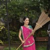Disha Wakani Joins the Clean India Campaign