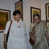 Lalita Lajmi and Kalpana Lajmi at the Promotion of Rang Rasiya with an Art Exhibition