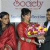 Divya Dutta felicitated at the Inauguration of The Society Collection Mumbai 2014