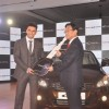 Ranveer Singh recieves the key at the Launch of Maruti Suzuki Ciaz