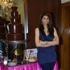 Zeba Kohli poses for the media at the Project Seven Preview