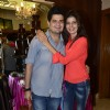 Dabboo Ratnani with wife at the Project Seven Preview