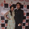 Adhyayan Suman poses with Sara Loren at the Annual Garba Celebrations