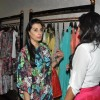 Mana Shetty snapped at the Store Launch of Fabula Rasa