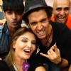 The inmates of Bigg Boss 8 get a selfie clicked with Hrithik
