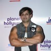 Yash Birla poses for the media at the Launch of Planet Hollywood