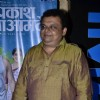 Atul Parchure snapped at the Premier of Dr Prakash Baba Amte