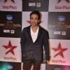 Tusshar Kapoor poses for the media at Star Box Office Awards