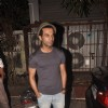 Rajkummar Rao poses for the media at the Special Screening of Sonali Cable