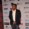 Anurag Kashyap poses for the media at the 16th MAMI Film Festival