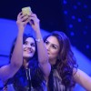 Huma Qureshi gets selfie with a fan at A Panel Discussion by Oriflame