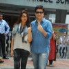 Sonali Bendre and Goldie Behl cast their Vote