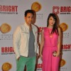 Parvin Dabas and Preeti Jhangiani were at the Bright Outdoor Advertising Party