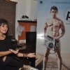 Anushka Sharma was at the 4th Poster Launch of P.K