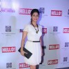Red Carpet of Hello Art Soiree