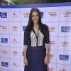 Neha Dhupia poses for the media at the Brailler Menu Launch