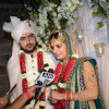 Dia Mirza addresses the media on her Wedding Ceremony