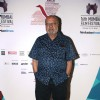 Shyam Benegal poses for the media at the 16th MAMI Film Festival Day 7