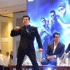 Vivaan Shah shakes a leg at the Promotions of Happy New Year in Delhi