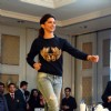 Deepika Padukone shakes a leg at the Promotions of Happy New Year in Delhi