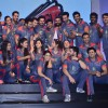 Team Ahmedabad Express at the BCL Press Conference