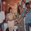 Ajay Devgn addresses the media at the Trailer Launch of Action Jackson
