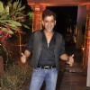 Ravi Kissen poses for the media at Sachin Joshi's Diwali Bash