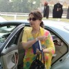 Sharmila Tagore was seen at the Bhopal Pataudi Polo Cup 2014