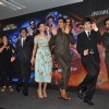 The cast performs at the Song Launch of Happy New Year